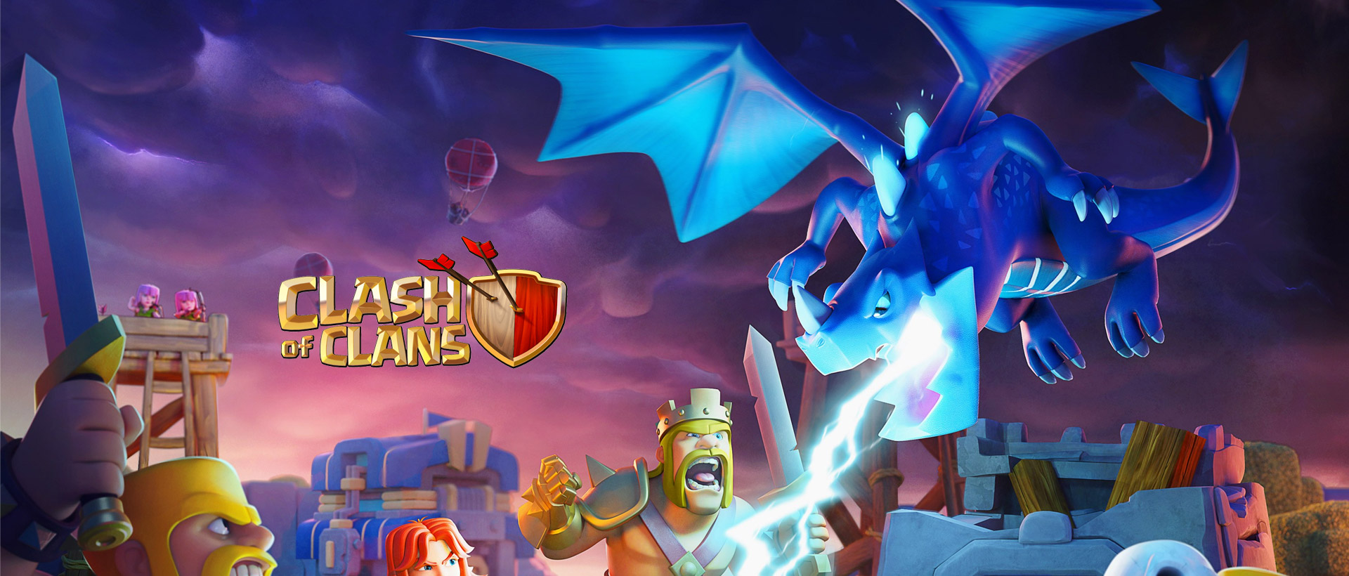 Download Clash Of Clans On Pc With Noxplayer Appcenter