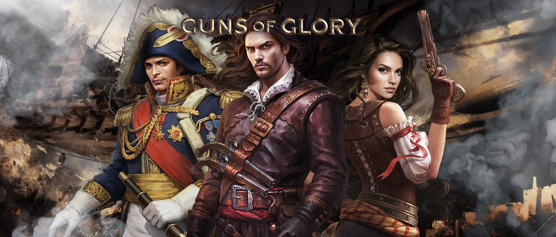 Download Guns of Glory on PC with NoxPlayer-Appcenter
