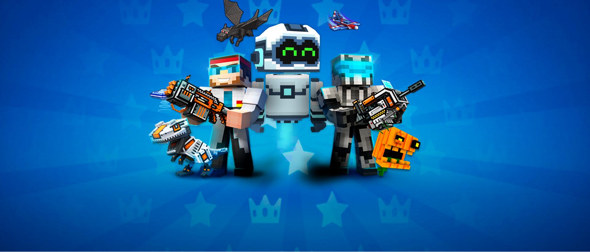 3D Gun Games No Download play pixel gun 3d on pc with noxplayer-appcenter