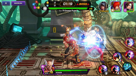 Download The King Of Fighters Allstar On Pc With Noxplayer Appcenter