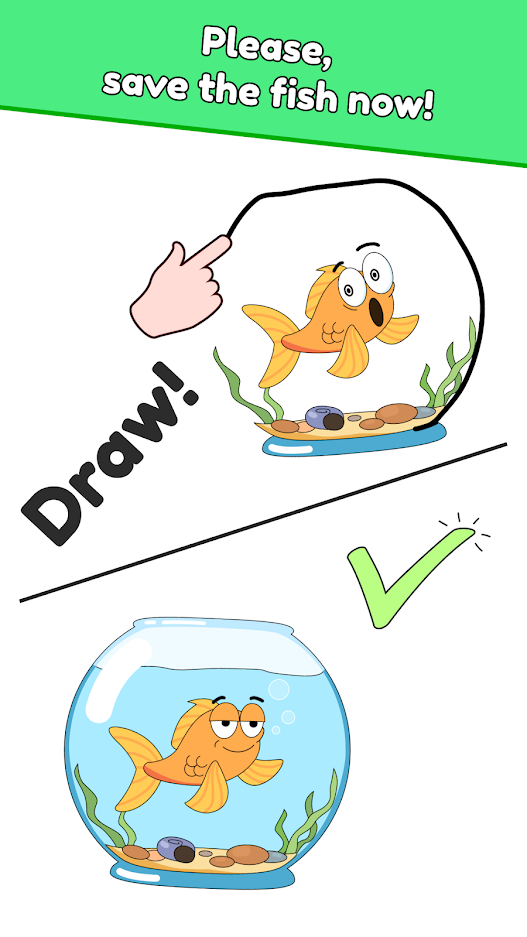 Draw One Part on pc