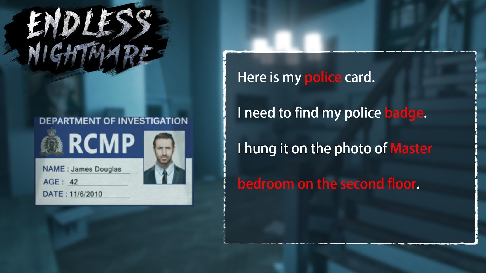 Endless Nightmare: Epic Creepy & Scary Horror Game on pc