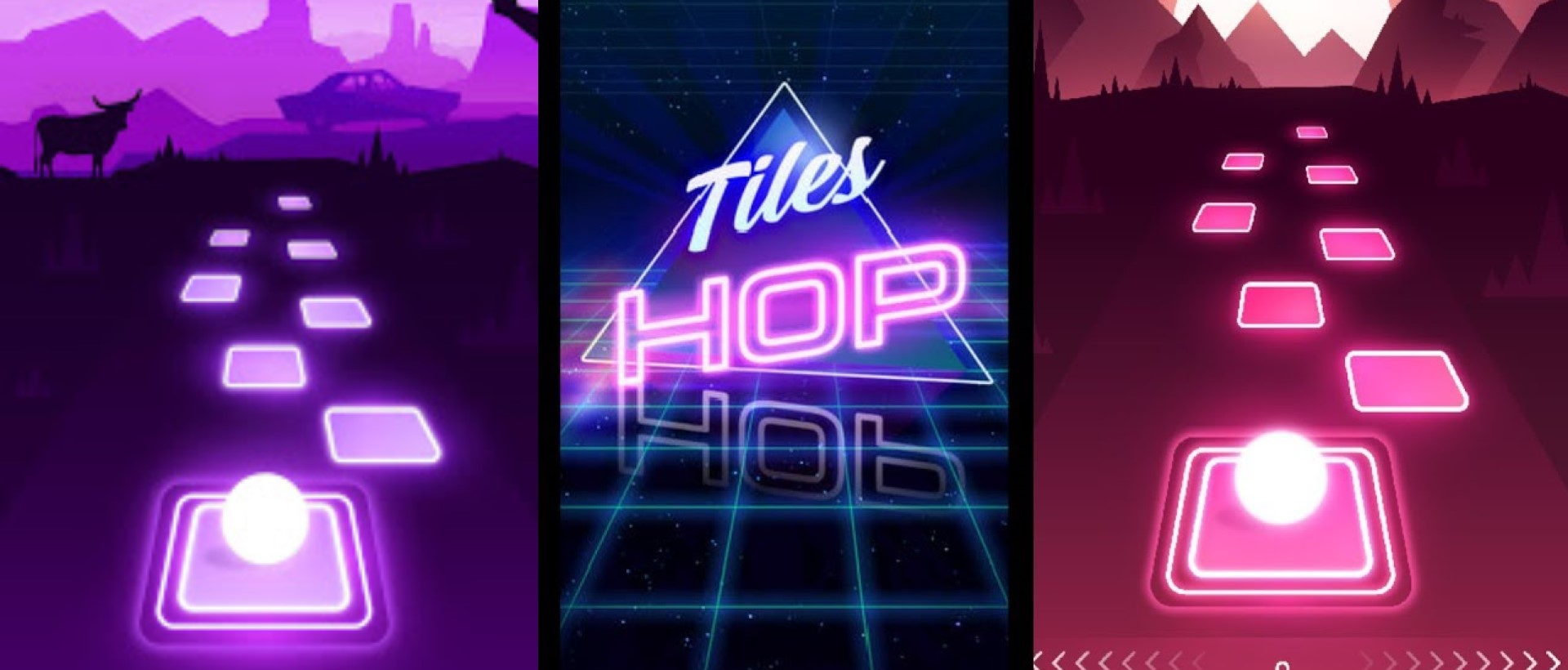 Tiles Hop: EDM Rush!