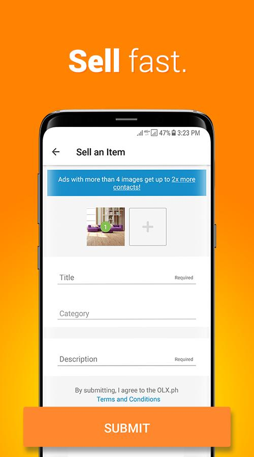 OLX Philippines Buy and Sell on PC