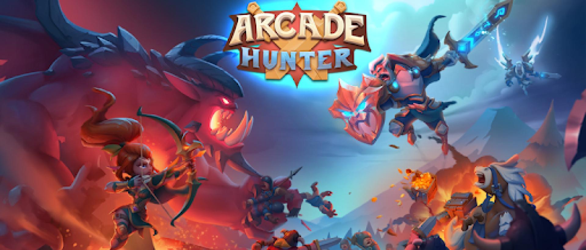 Arcade Hunter: Sword, Gun, and Magic