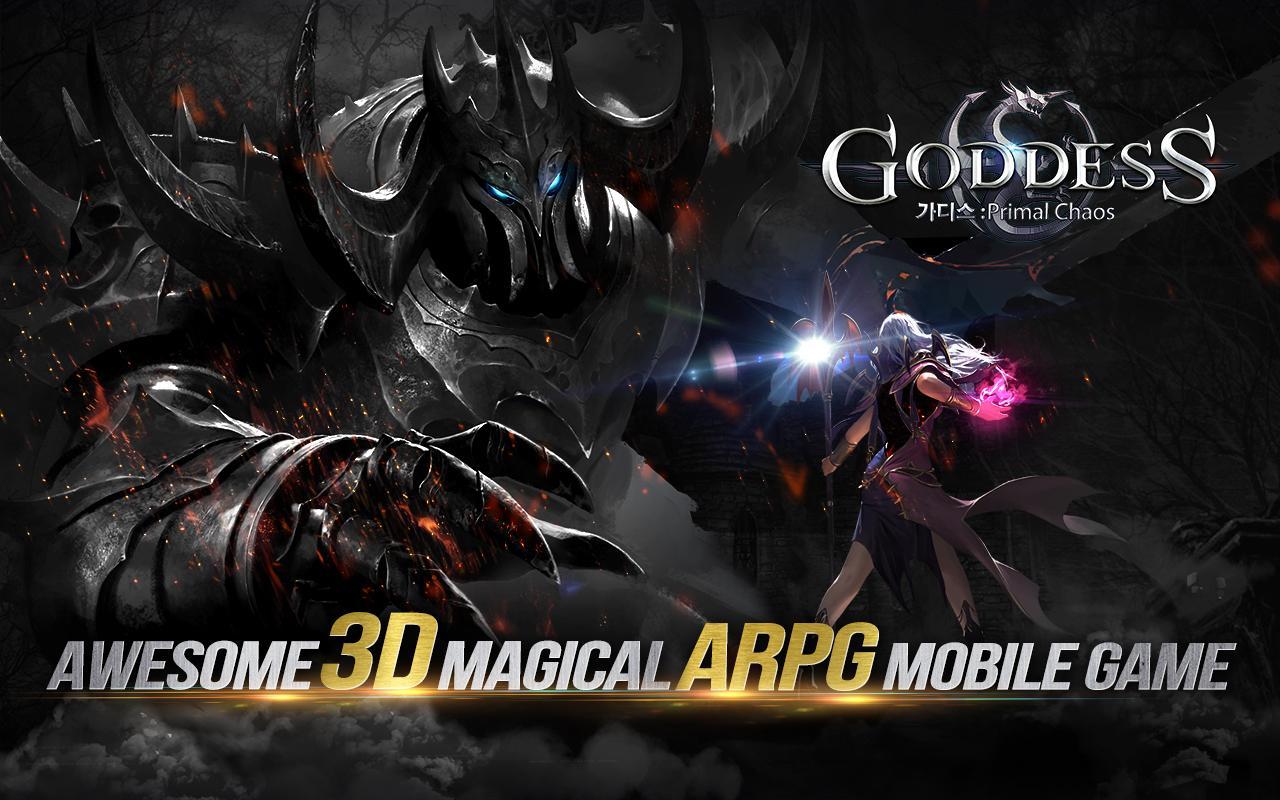 Goddess: Primal Chaos - SEA Free 3D Action MMORPG
