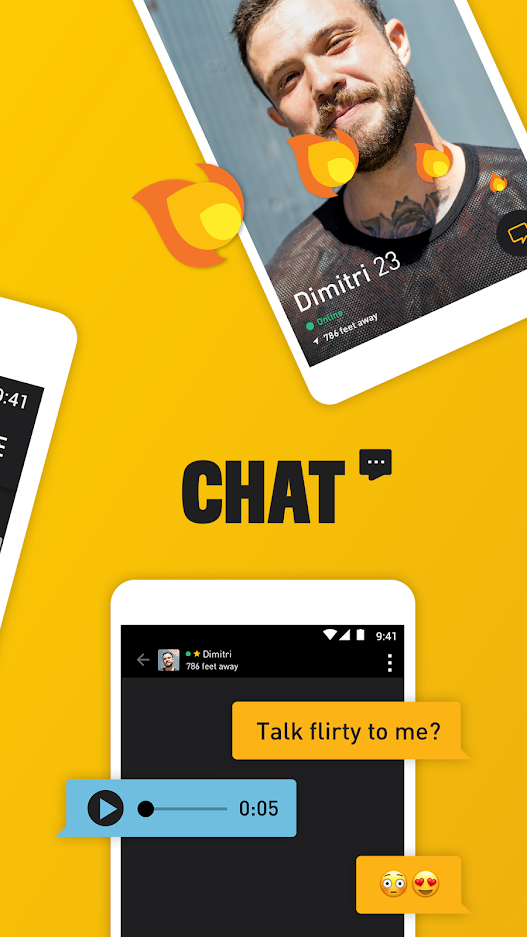 Download Grindr - Gay chat on PC with NoxPlayer-Appcenter