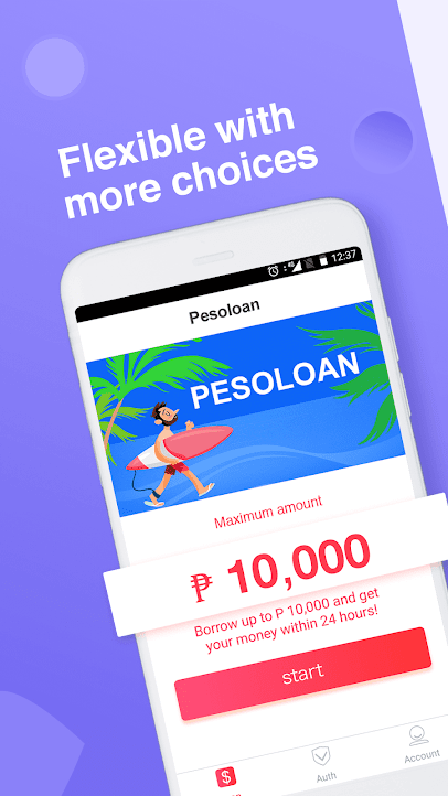 Pesoloan on PC
