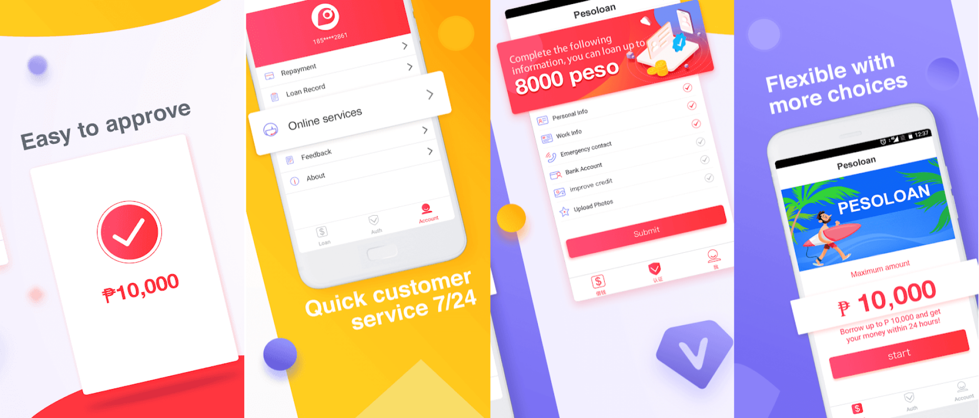 Pesoloan - Quick Cash and Peso Loan Online
