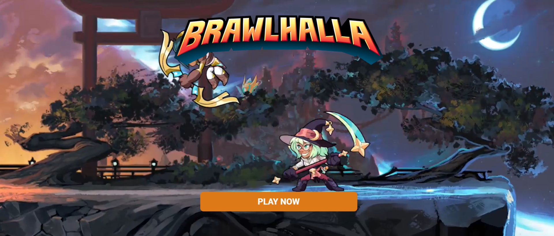 Brawlhalla Petra The Darkheart Gameplay Trailer
