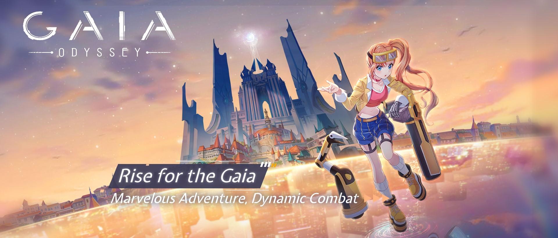 Gaia Odyssey