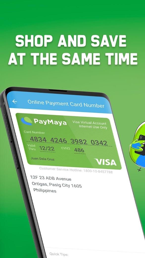PayMaya on pc