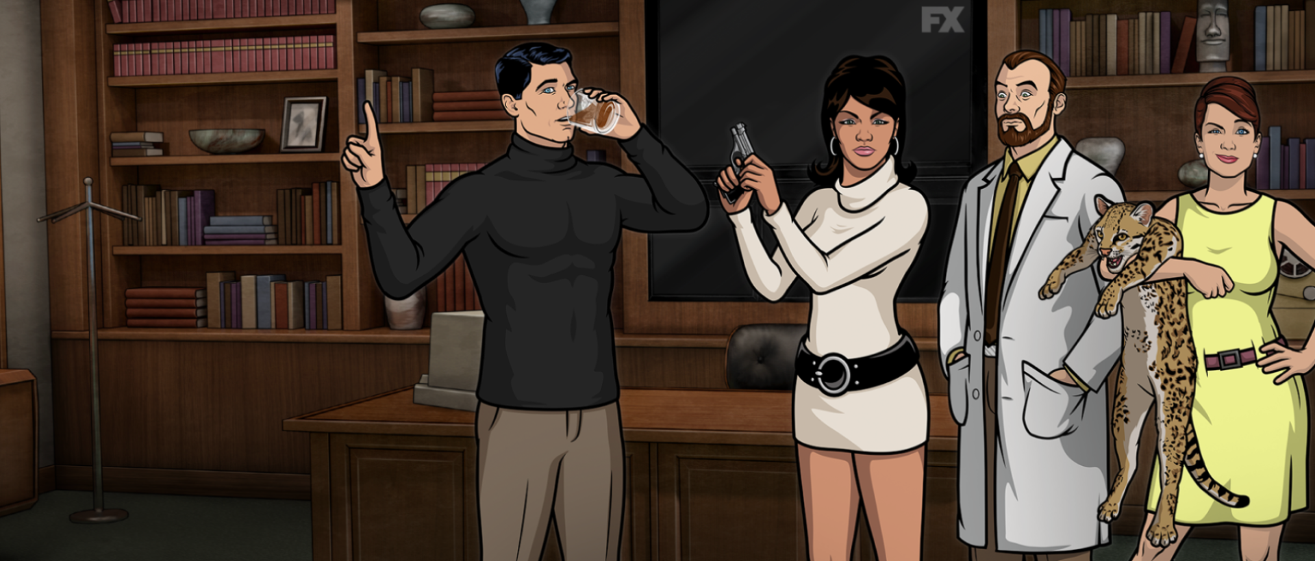 Download Archer: Danger Phone on PC with NoxPlayer-Appcenter