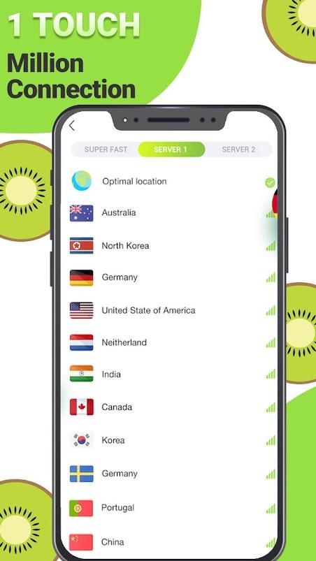 Kiwi VPN on pc