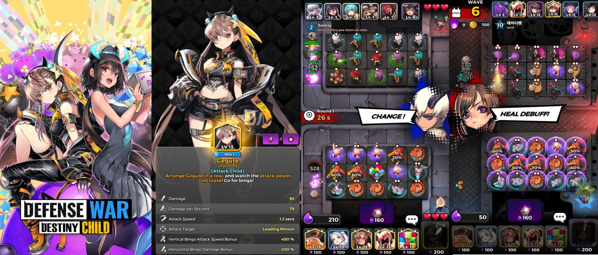 Download Destiny Child : Defense War on PC with NoxPlayer ...