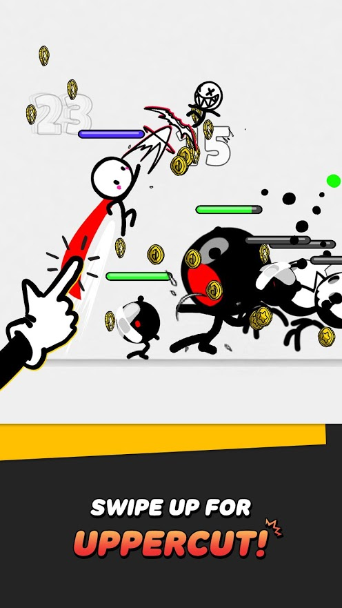 Super Action Hero: Stick Fight apk