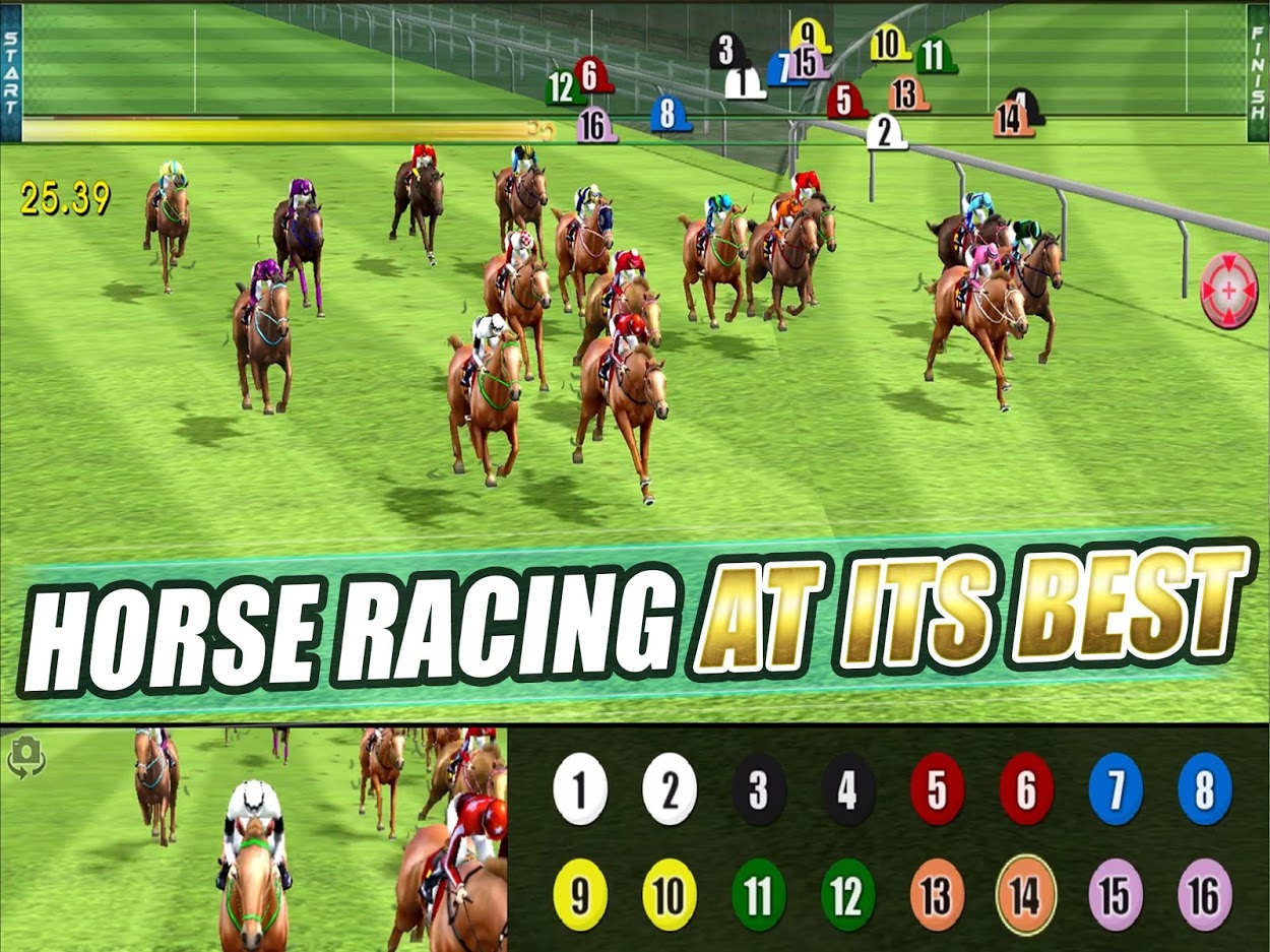 iHorse: The Horse Racing Arcade Game on PC