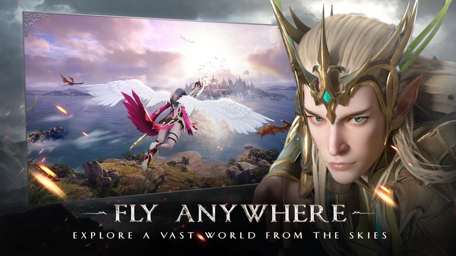 Forsaken World: Gods and Demons on PC