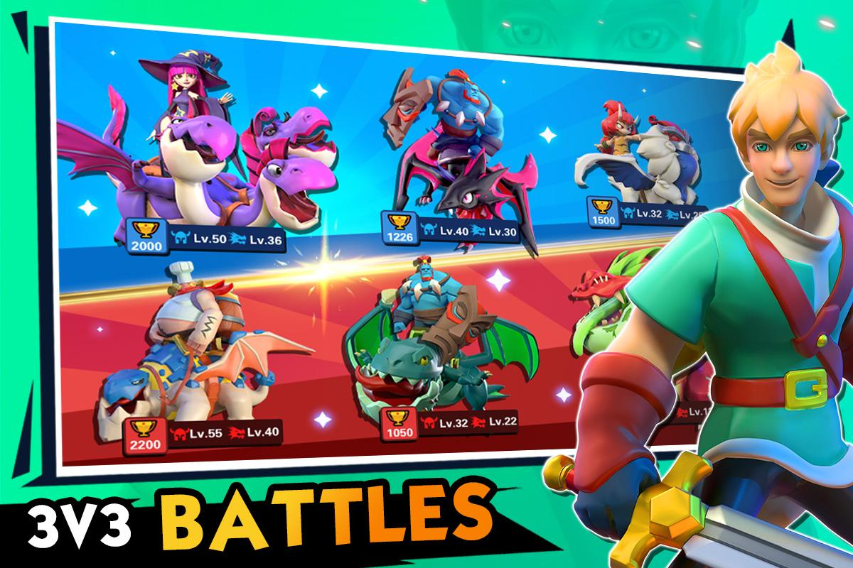 Dragon Brawlers download