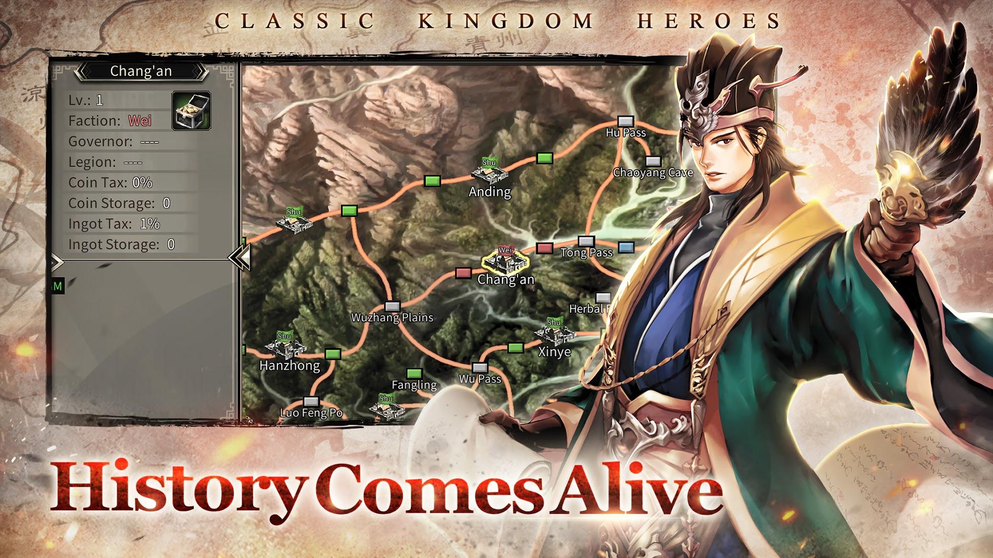 kingdom heroes m download