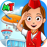 My Town : Airport Free