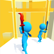 Sword Play! Ninja corredor 3D