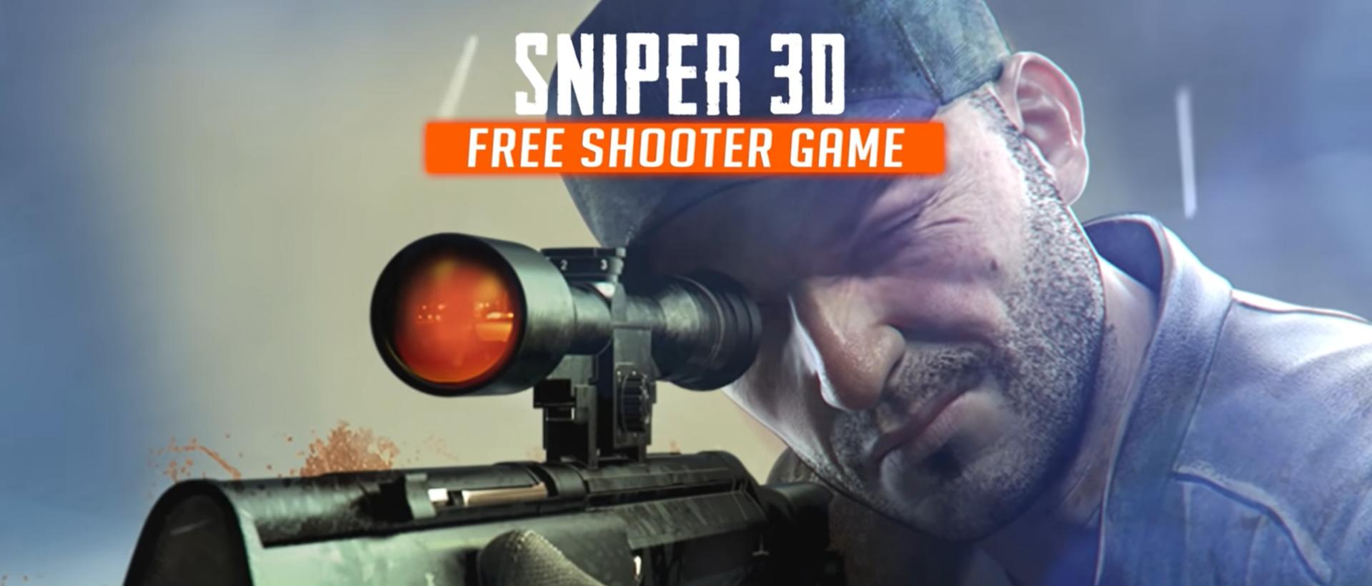 Sniper 3D: Fun Offline Gun Shooting Game