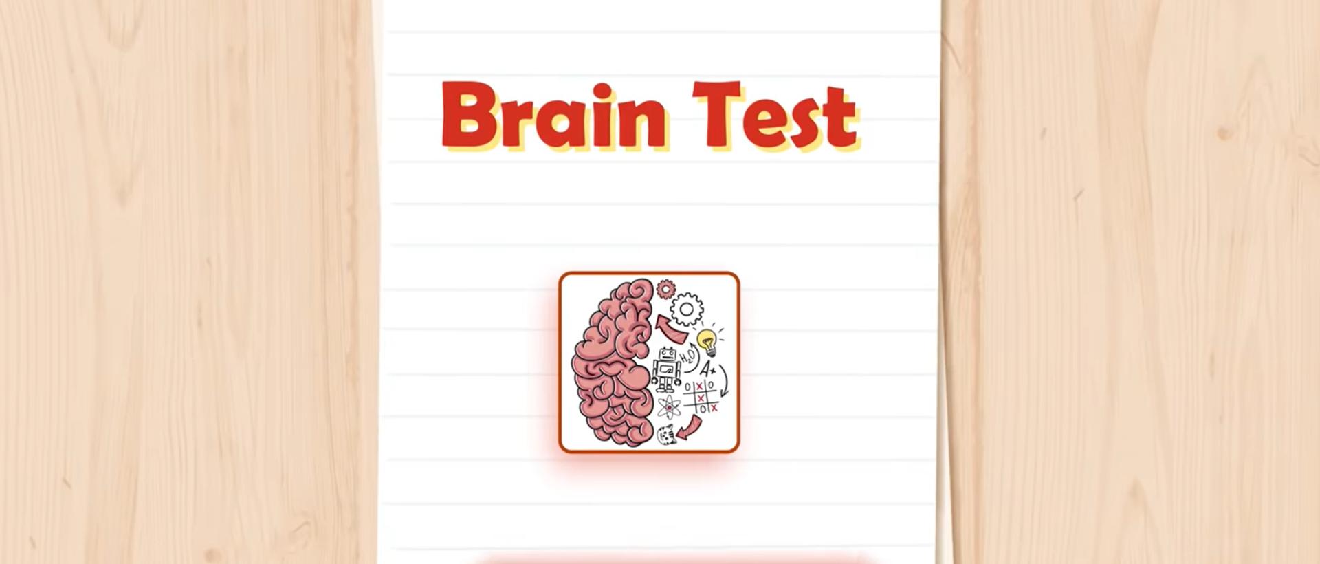 Brain Test: Asah Otak Kocak