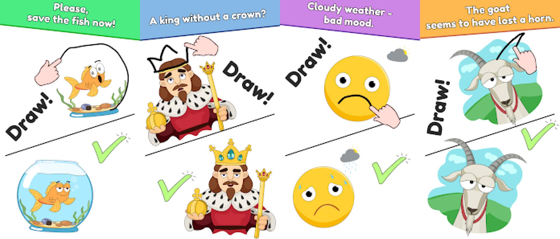 DOP: Draw One Part
