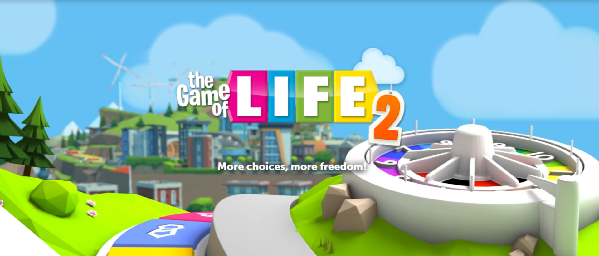 THE GAME OF LIFE 2