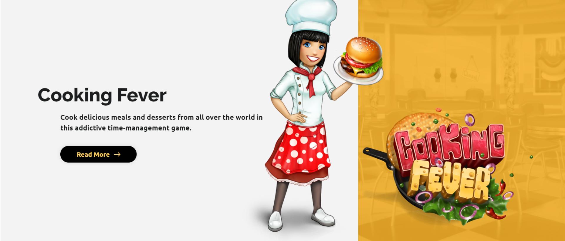 Unduh Cooking Fever Di Pc Dengan Noxplayer Game Center