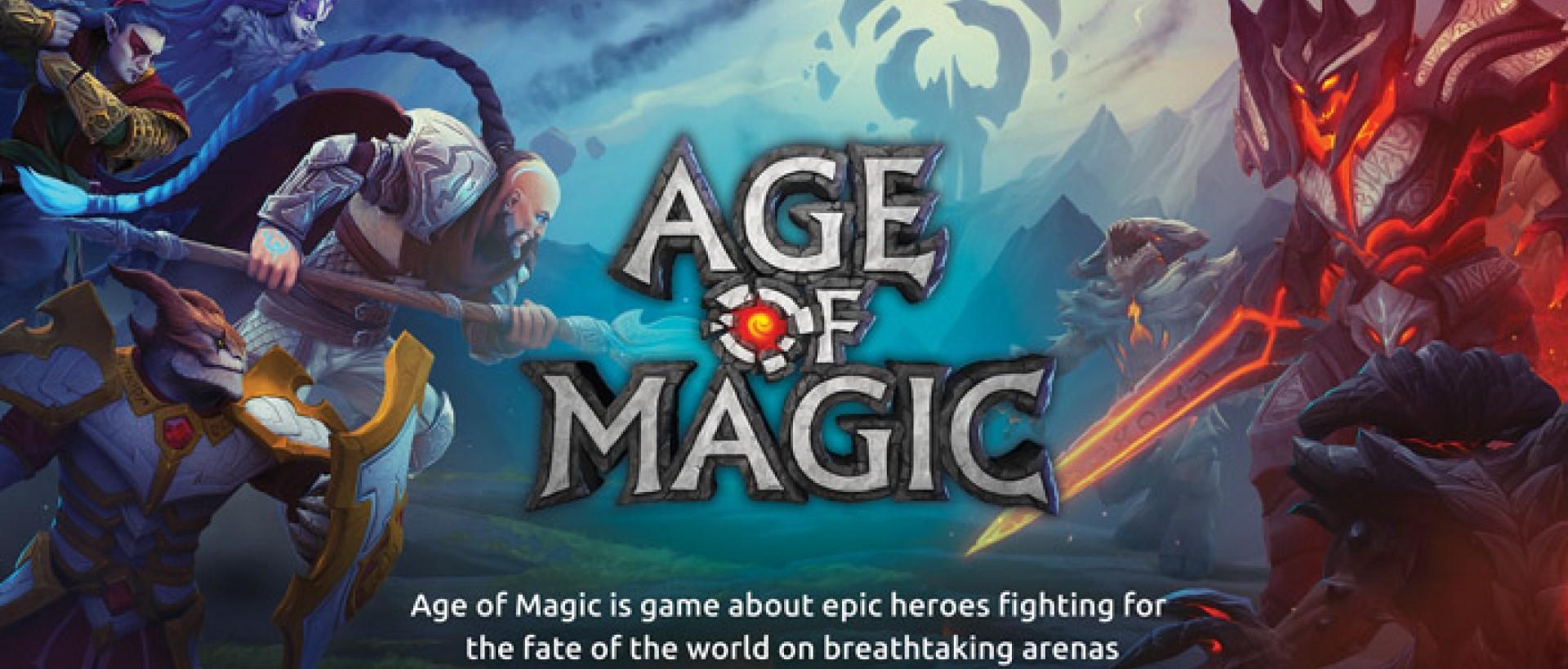 Age of Magic: Turn-Based Magic RPG & Strategy