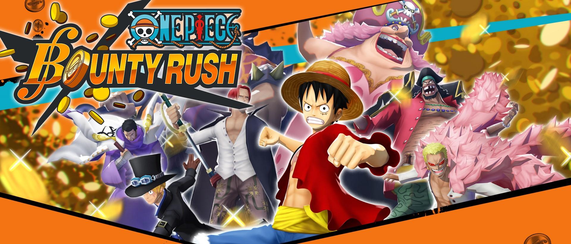 Unduh ONE PIECE Bounty Rush di PC dengan NoxPlayer-Game Center