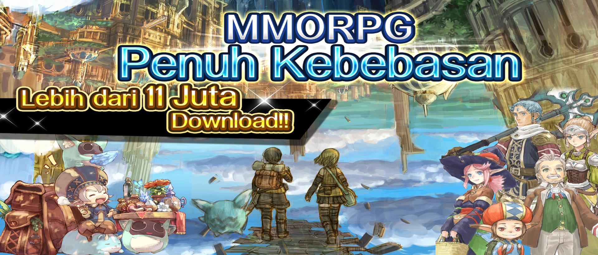 RPG Toram Online - MMORPG