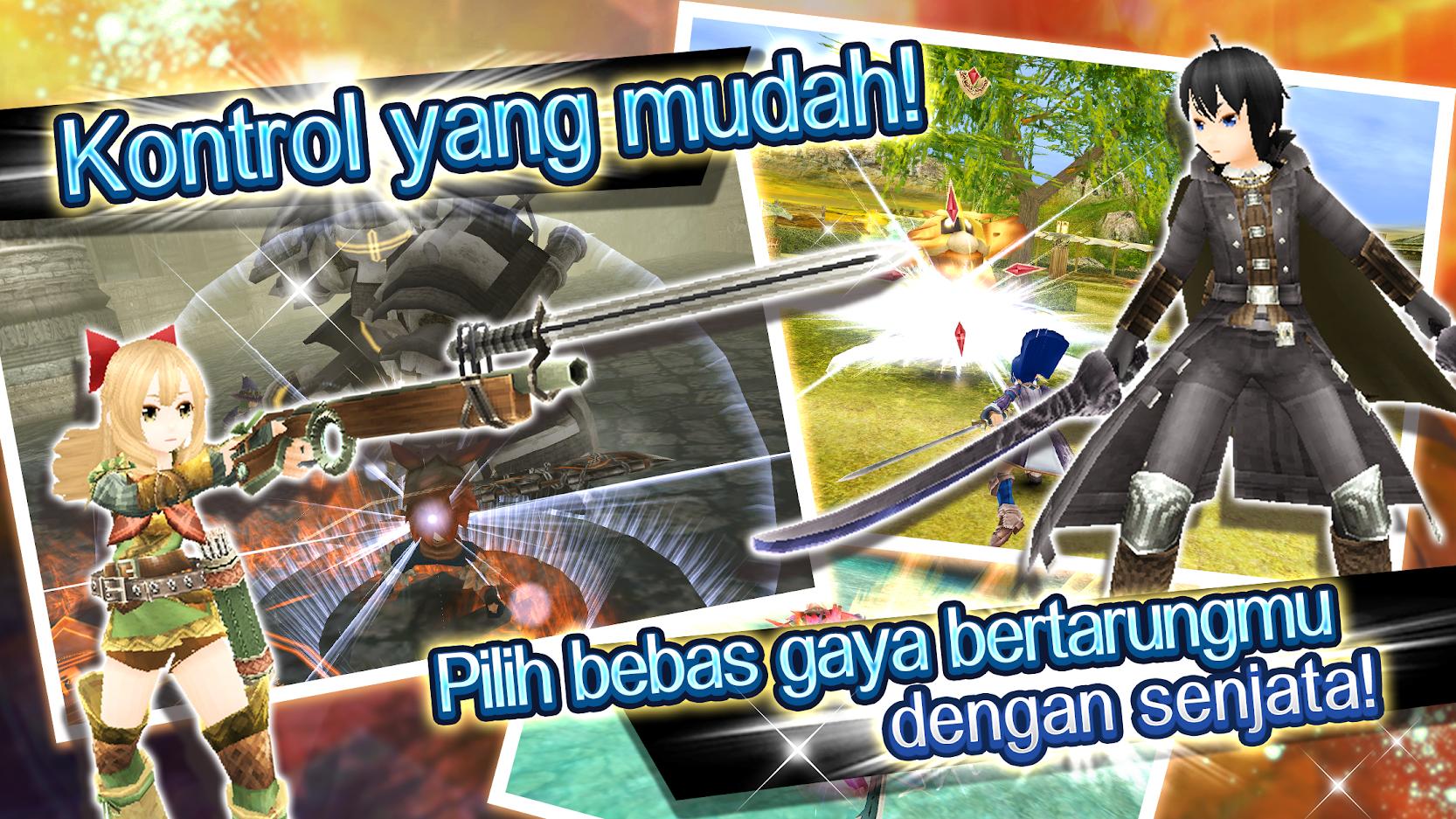 RPG Toram Online pc