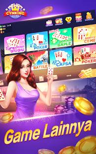 Download Gaple-Domino Poker QiuQiu Capsa Ceme Slot Online