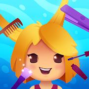 Idle Beauty Salon: simulator salon rambut dan kuku