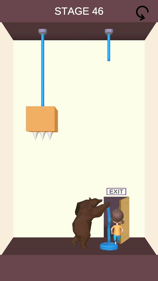 レスキューカット (Rescue Cut) - 謎解き 脱出ゲーム02