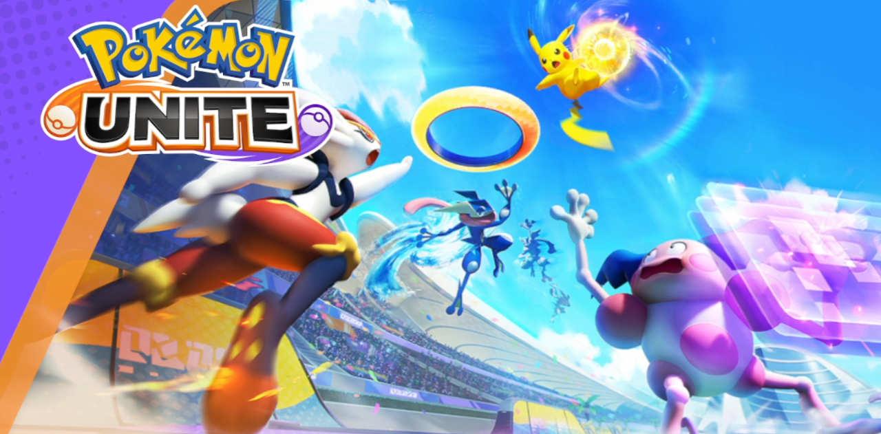 「ポケモンユナイト」ポケユナPC版(Pokemon Unite)