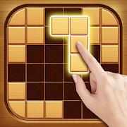 ウッドブロックパズル - 無料のクラシック・木のパズルゲーム (≧ω≦)