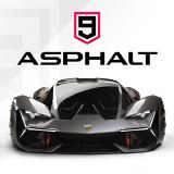 아스팔트 9: 레전드 - 초강력 아케이드 자동차 레이싱 게임