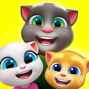 Meu Talking Tom: Amigos