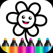 Bini Jogo de desenhar! Jogos colorir para crianças