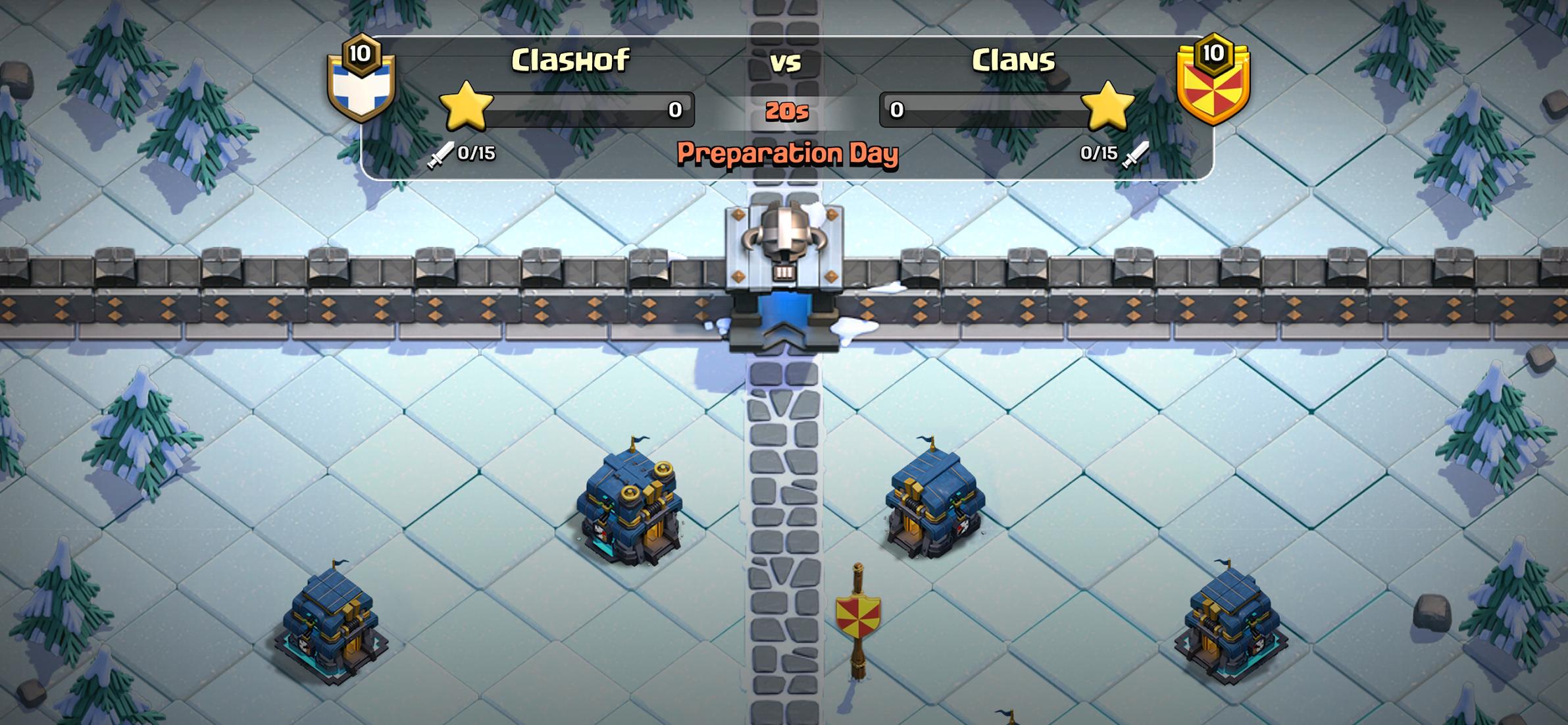 clash of clans ПК