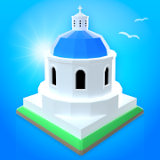 Санторини: карманная игра