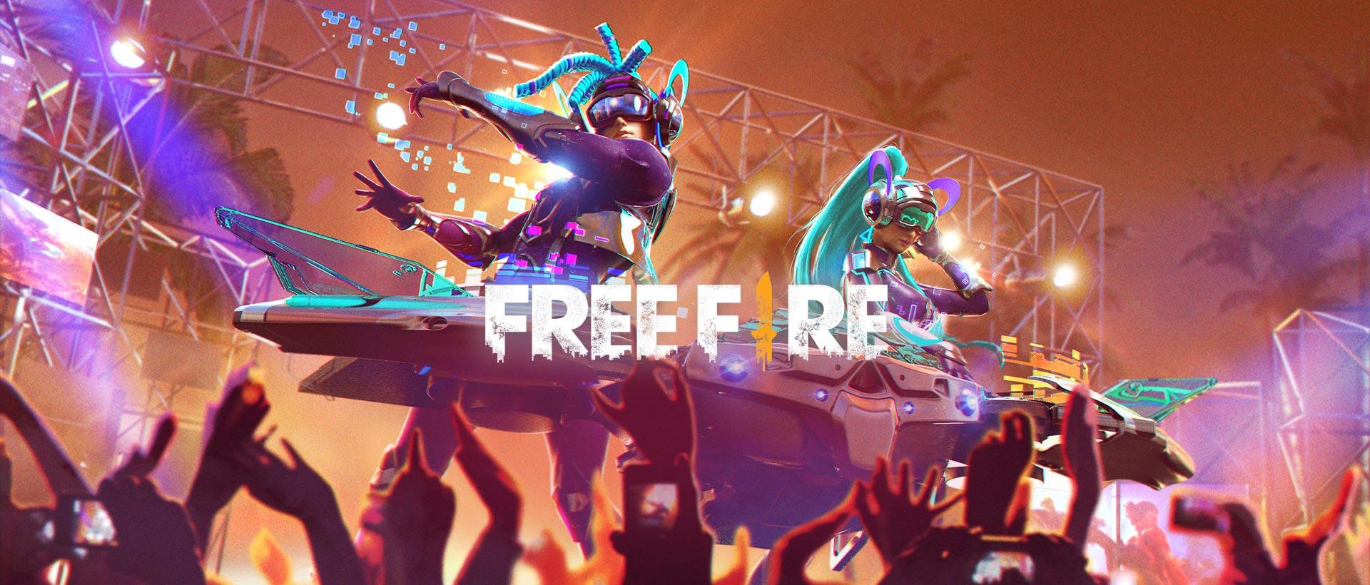 Garena Free Fire: Wonderland