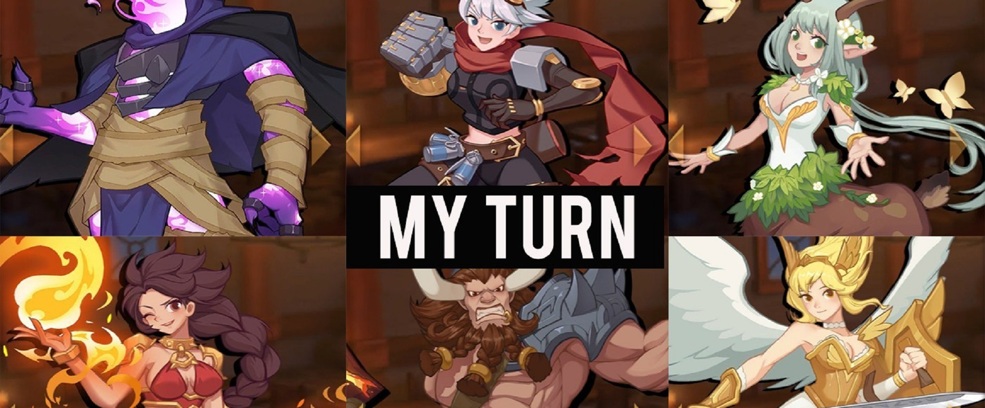 My Turn: Infinite Magic Duel