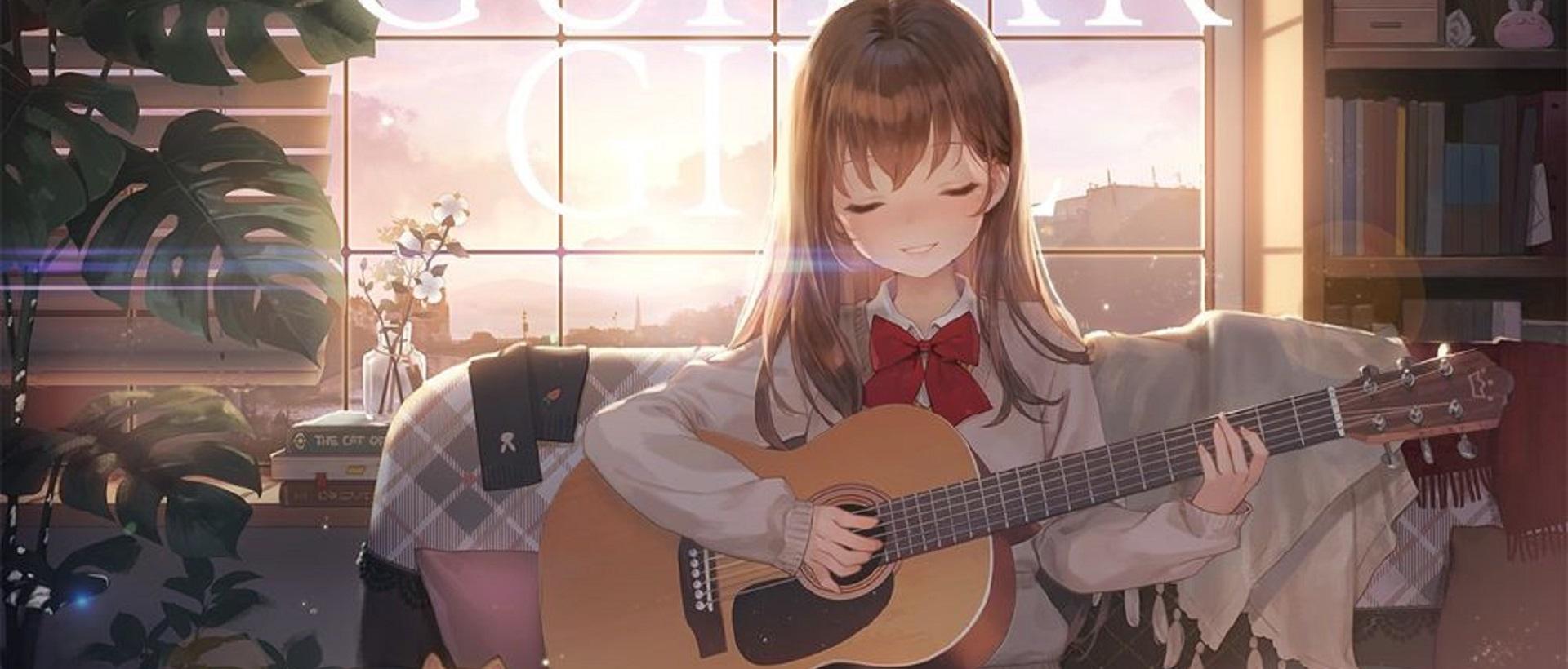 สาวนักกีตาร์ : เกมดนตรีแสนผ่อนคลาย