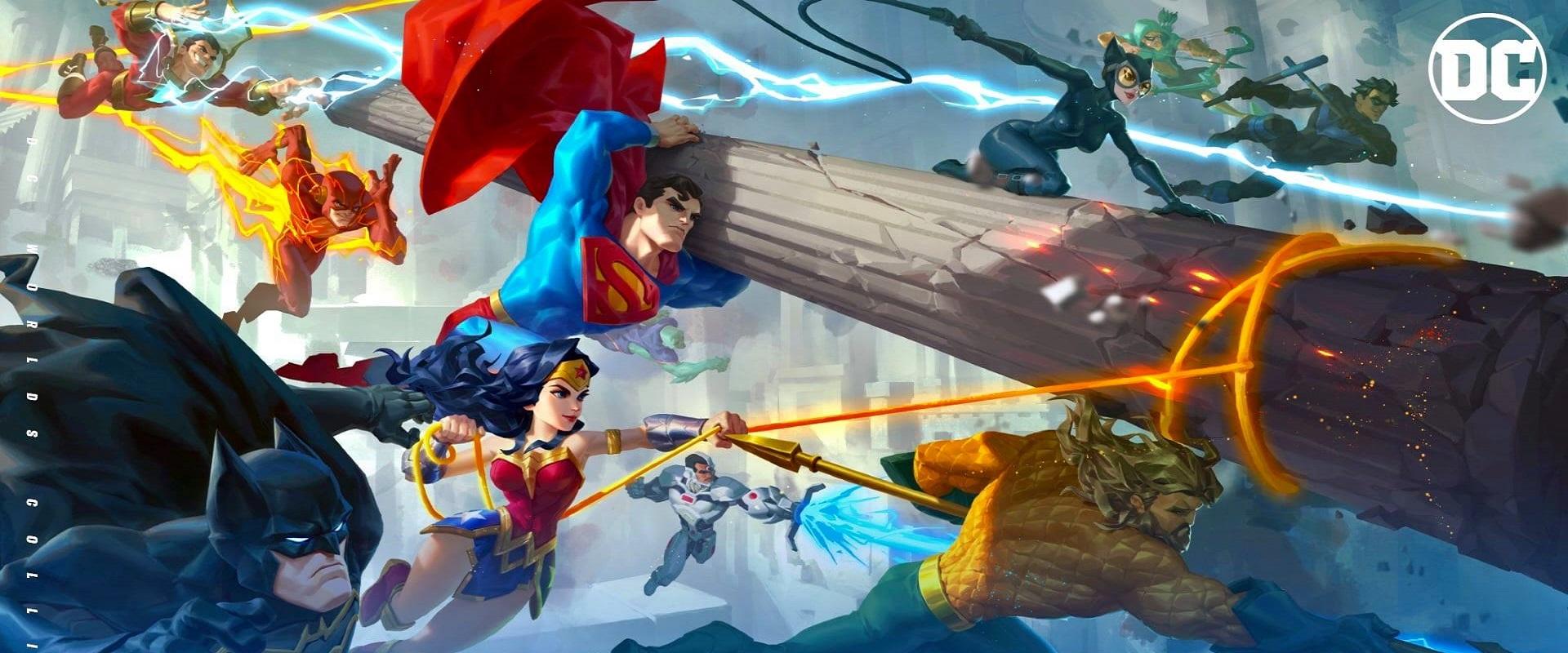 DC Worlds Collide