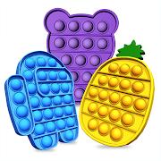 Satisfying Stress Relief Games! ASMR Fidget Toys